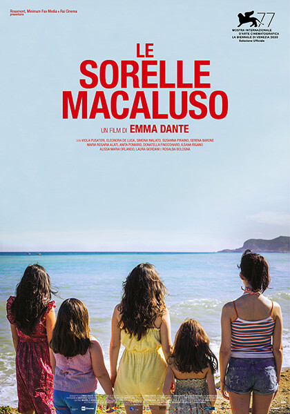 LE SORELLE MACALUSO   In concorso al Festival di Venezia all' Arena estiva del cinema Astra.