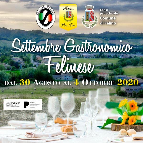 """""""Settembre Gastronomico Felinese"""" Salame Felino IGP: tra cibo e cultura,  a settembre Felino celebra il suo prodotto simbolo"""