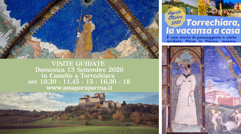Visita guidata al castello di Torrechiara