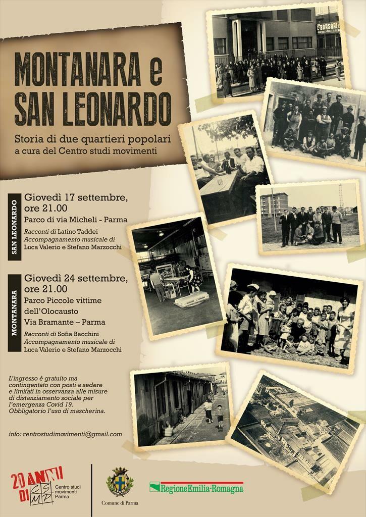 Montanara e San Leonardo. Storia di due quartieri popolari