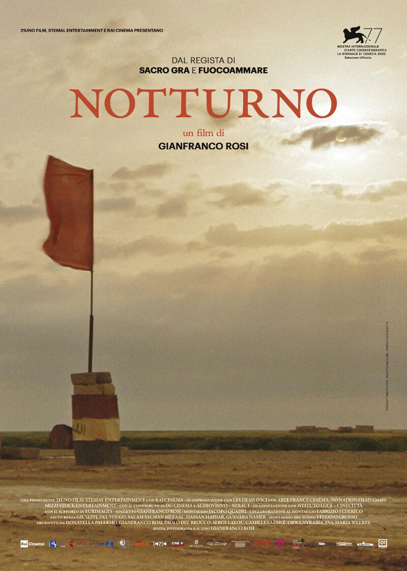 NOTTURNO  di Gianfranco Rosi al cinema Astra