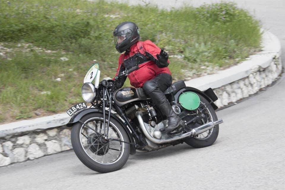 L MOTOGIRO D'ITALIA DOMANI  NELLE STRADE DI SISSA TRECASALI CON MEZZI DEGLI ANNI '50
