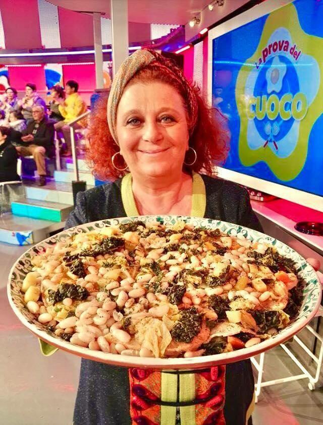 Cosa cucinerà Luisanna Messeri alla fiera del fungo di Borgotaro?