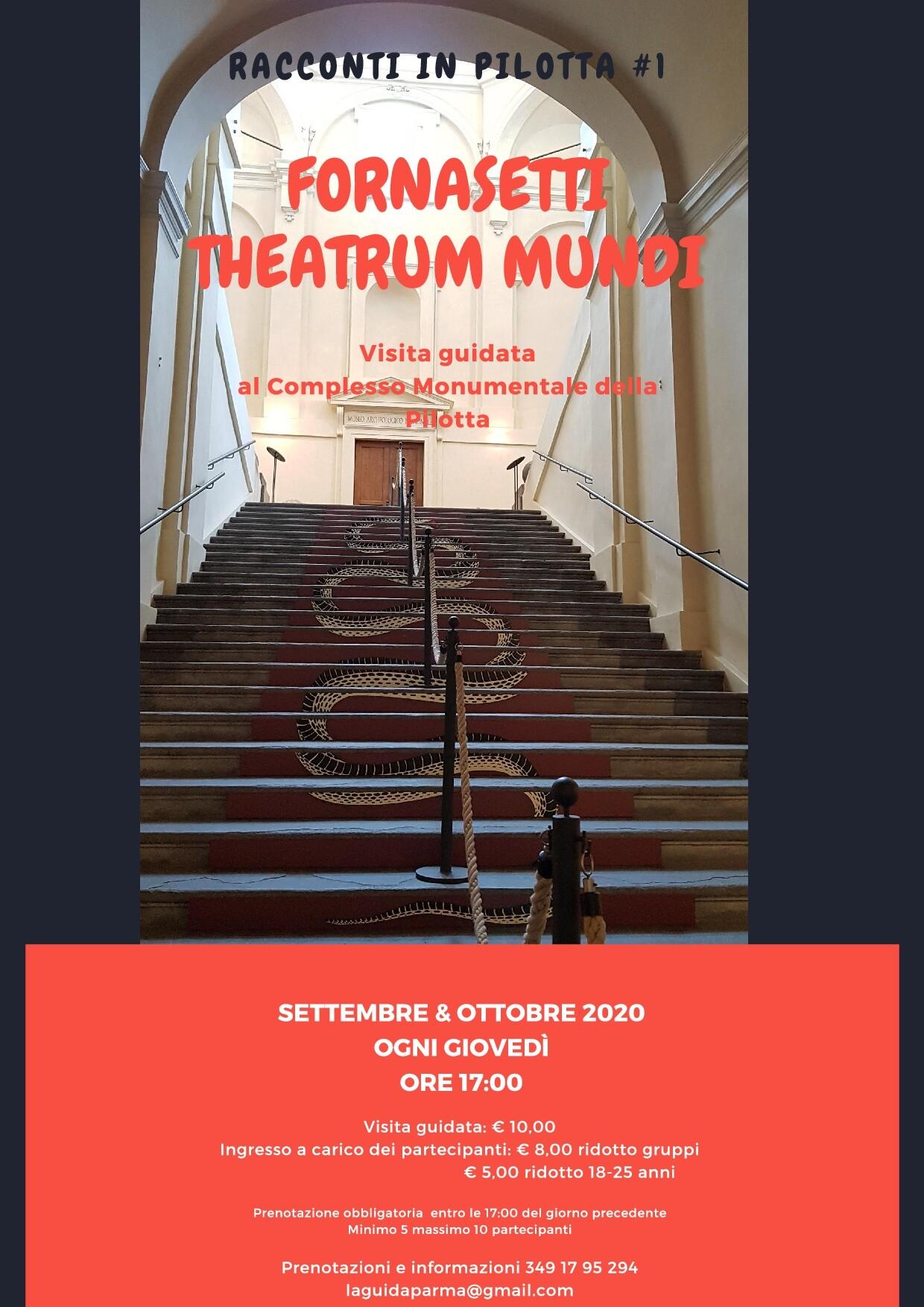 Visite guidate alla mostra Fornasetti Theatrum Mundi in Pilotta