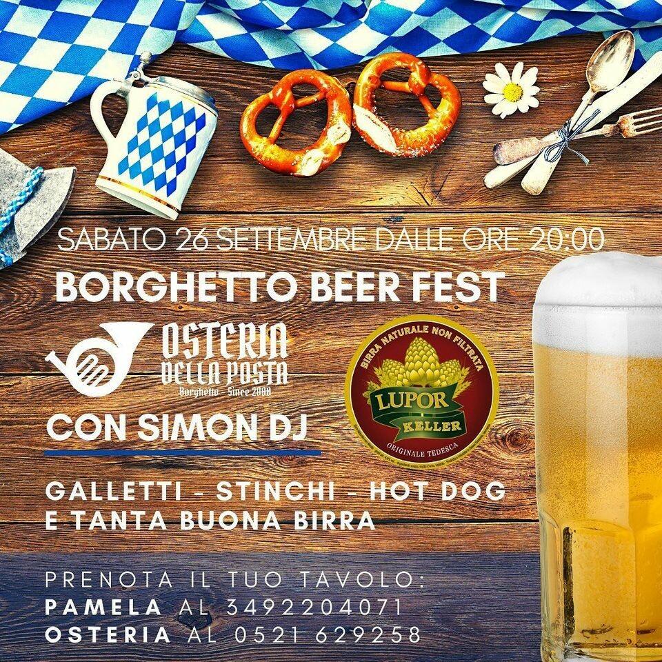 BORGHETTO BEER FEST