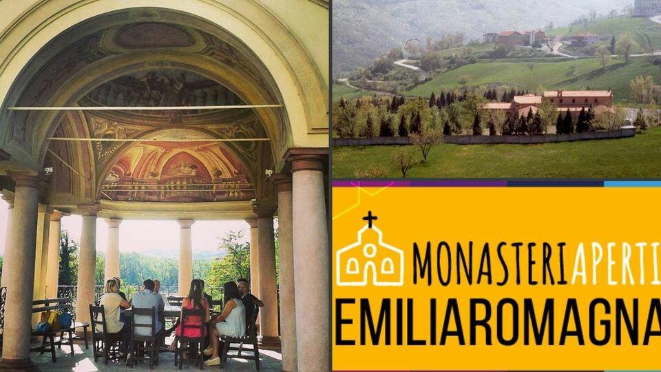 Monasteri Aperti - Badia di Torrechiara e Regina Mundi Lagrimone
