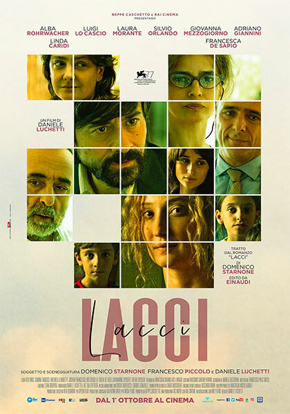 LACCI  Film inaugurale del Festival di Venezia  di Daniele Lucchetti. al cinema Astra di Parma