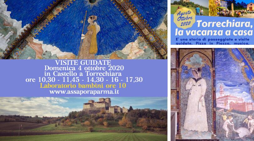 Visite guidate in Castello a Torrechiara