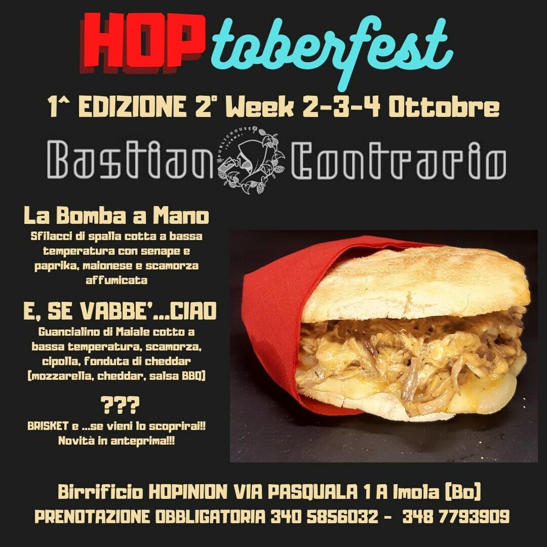 HOPtoberfest al Bastian Contrario