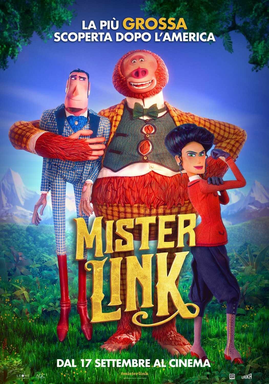 MISTER LINK al cinema Cristallo di Borgotaro