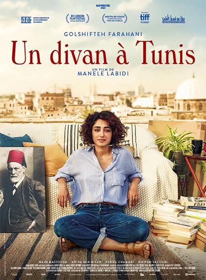 UN DIVANO A TUNISI    Premio del pubblico   Festival di Venezia  al cinema Astra