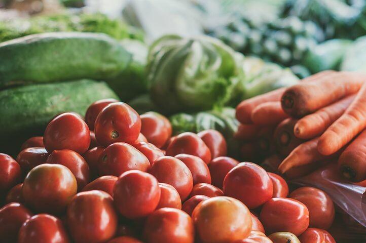 Mercati alimentari a Parma