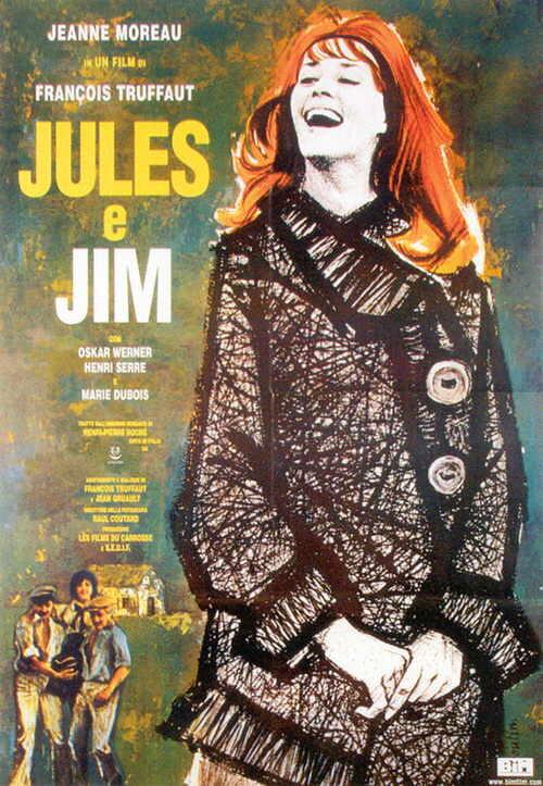 Il cinema secondo Truffaut:  JULES E JIM