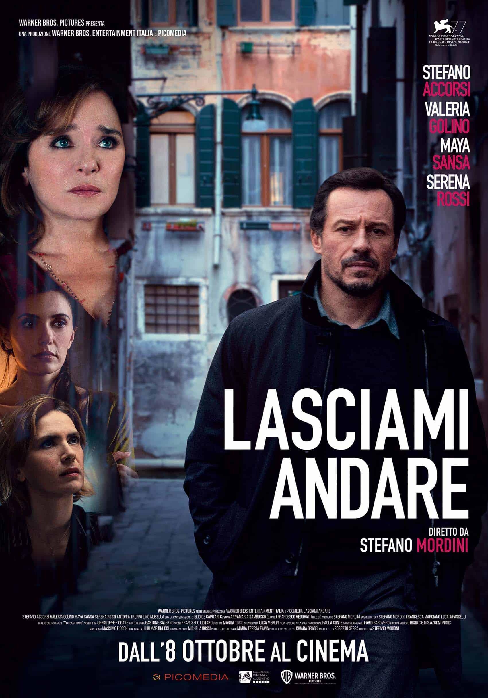 LASCIAMI ANDARE al cinema Grand'Italia