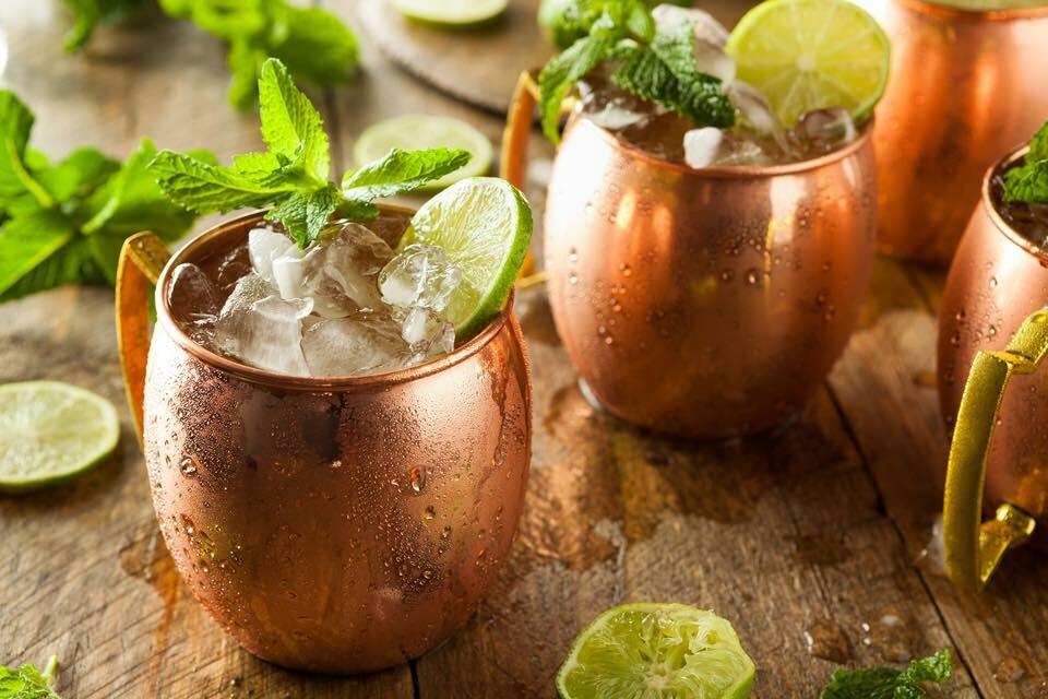 MOSCOW MULE PARTY all'Enoteca Ombre Rosse