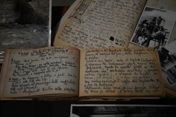 Donazione dell'archivio Giorgio Monaco al Complesso Monumentale della Pilotta