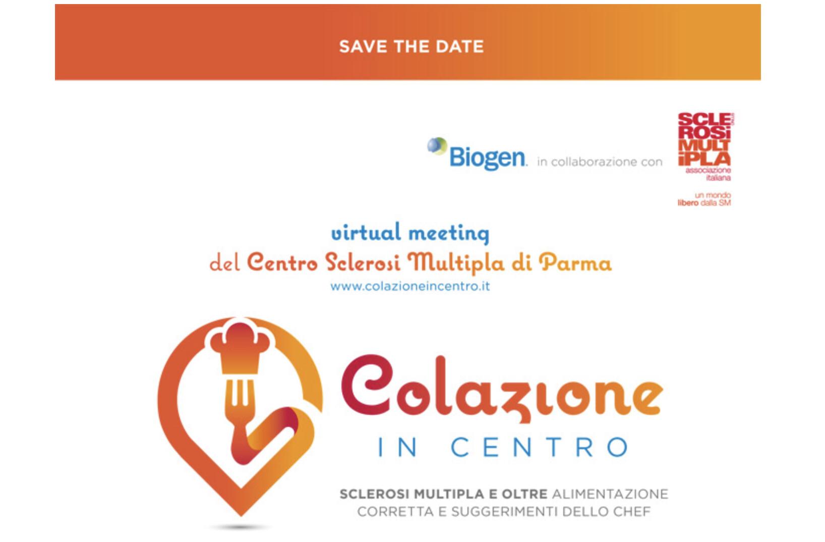 AISM: Colazione in Centro 2020