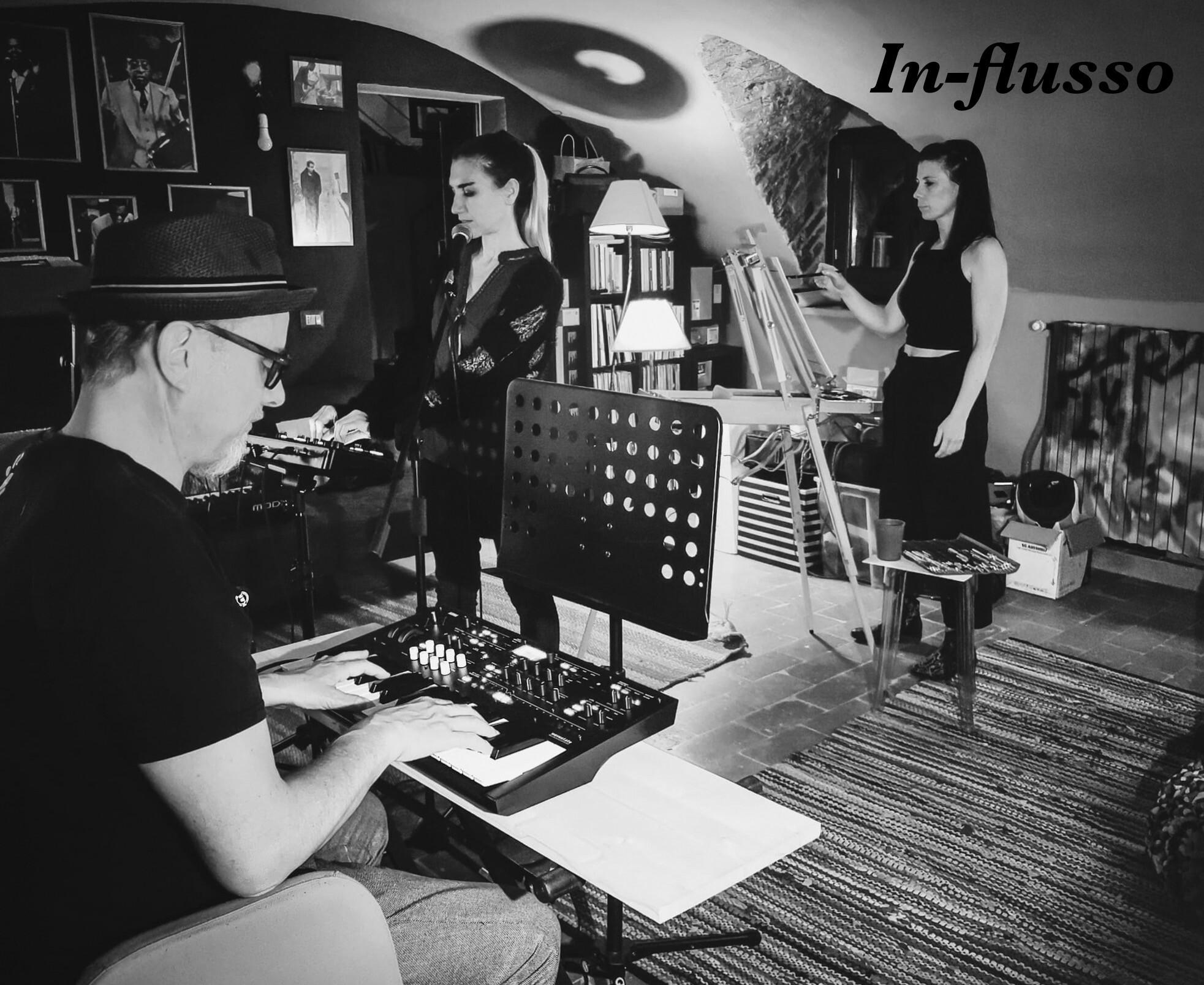 L'anteprima di Casa Nebbia alla Rocca dei Rossi  con In-flusso (Ferite), spettacolo d'improvvisazione sonora, narrativa e visiva