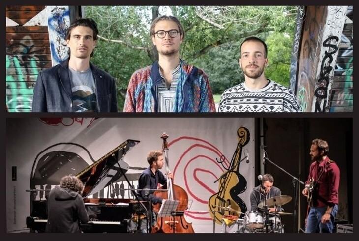 Doppio set con Piranha Trio-FedericoCalcagno e Silent Water-Francesco Fiorenzani Quartet