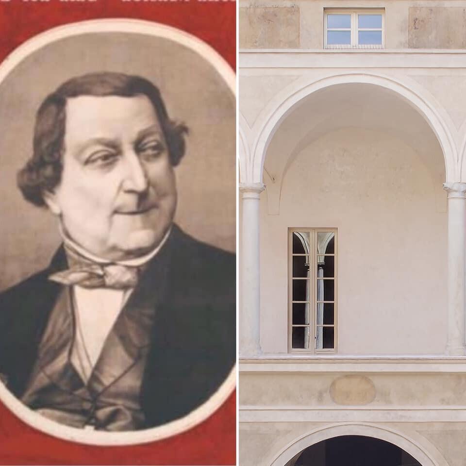 Salotti musicali parmensi  Un crescendo rossiniano a Palazzo Tarasconi