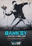 BANSKY-L'ARTE DELLA RIBELLIONE al cinema Astra di Parma