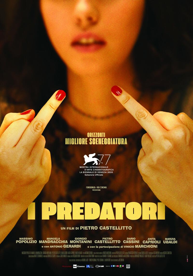 I PREDATORI al cinema D'Azeglio