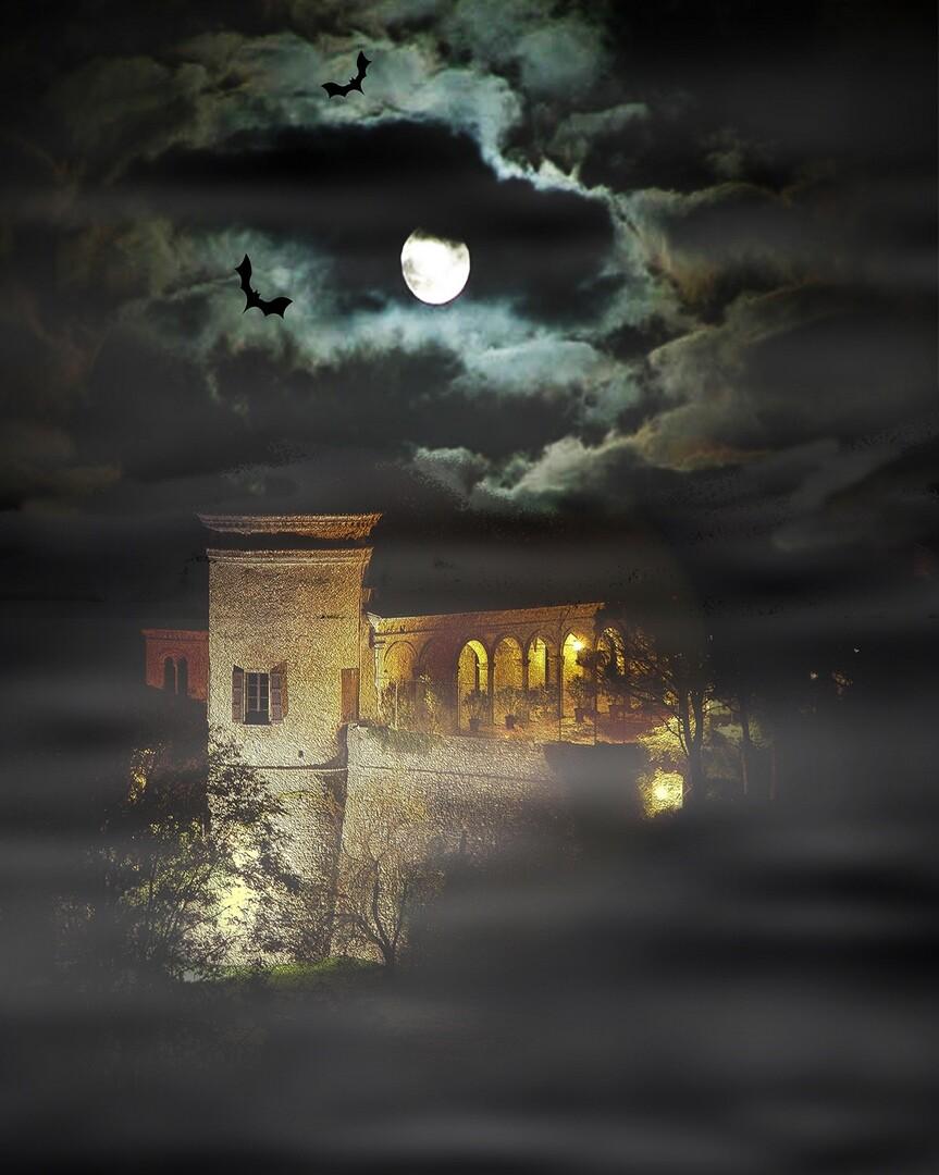 Halloween nei castelli del sale a Salsomaggiore. Eventi per grandi e piccini