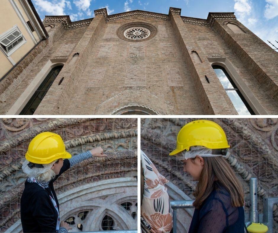Il 1° e l'8 novembre 2020, i bambini vivono la storia di San Francesco del Prato di Parma