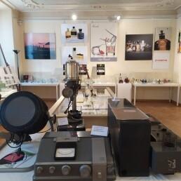 Visite guidate gratuite alla mostra sul vetro a Parma