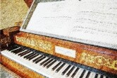 Prove aperte sul fortepiano  al Museo Glauco Lombardi