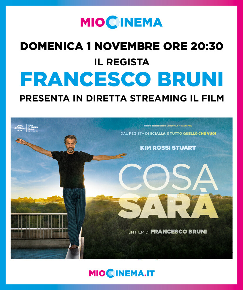 Cinema D'Azeglio aderisce alla piattaforma MioCinema.it: in programma Cosa sarà