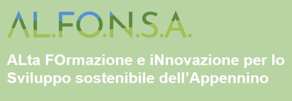 Progetto ALFONSA:sono aperte l'iscrizione ai  webinargratuitI