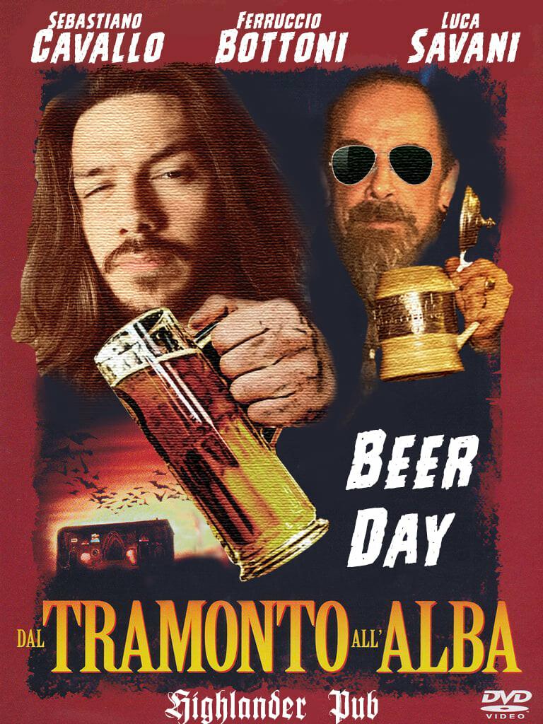 Al pub Highlanderpub beer day