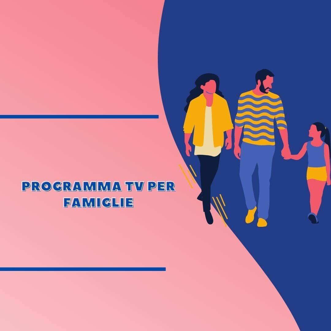 CASTING PROGRAMMA TV PER FAMIGLIE