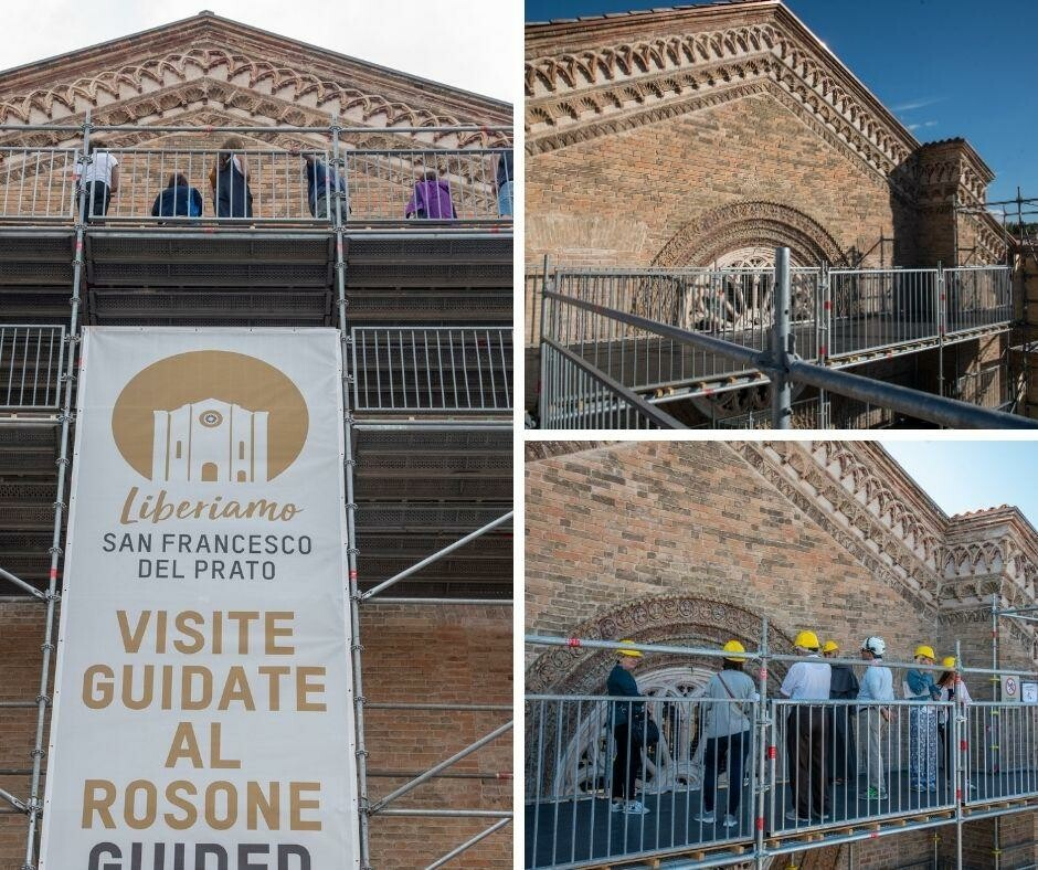 Per tutto novembre visite in quota a San Francesco del Prato di Parma