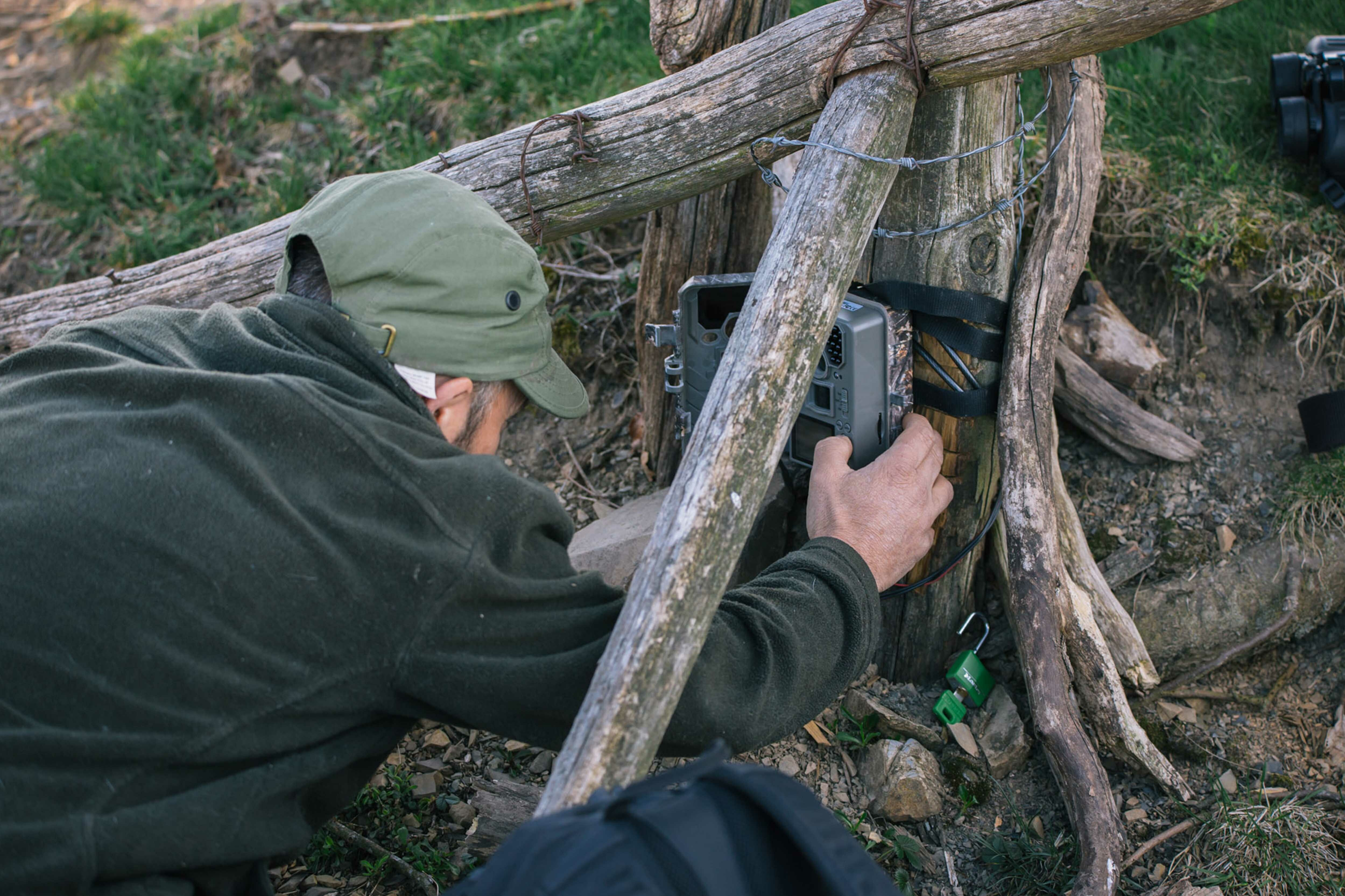 L'Associazione Io non ho paura del lupo risponde ai tanti furti subiti e lancia una raccolta fondi.