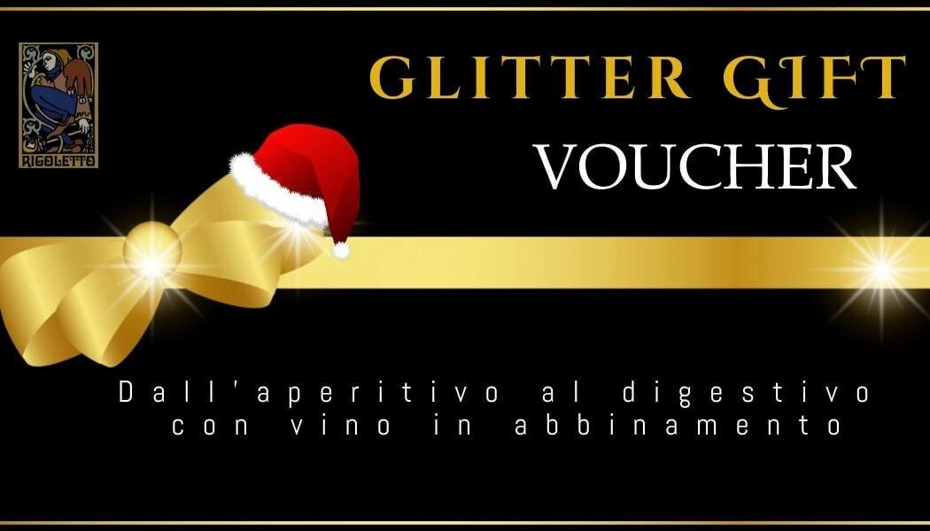 Gift card  per un menù degustazione  del ristorante Rigoletto