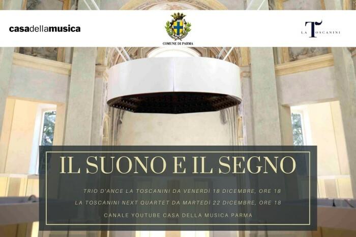 IL SUONO E IL SEGNO  Un' edizione speciale interamente online