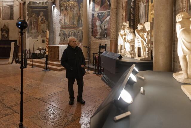 Dal 22 dicembre visite virtuali 360° alle mostre mostre di Parma 2020+21