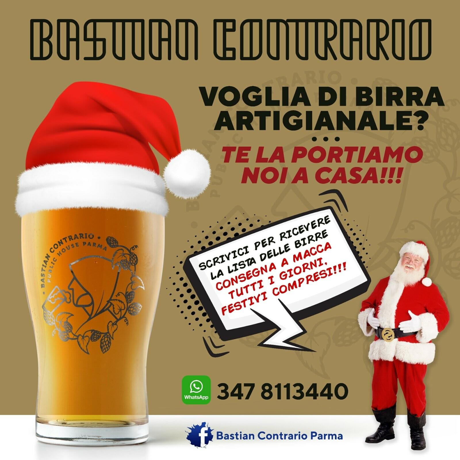Bastian Contrario: consegna a domicilio le migliori birre artigianali