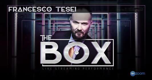 Francesco Tesei - The Box - diretta streaming domenica 27 dicembre