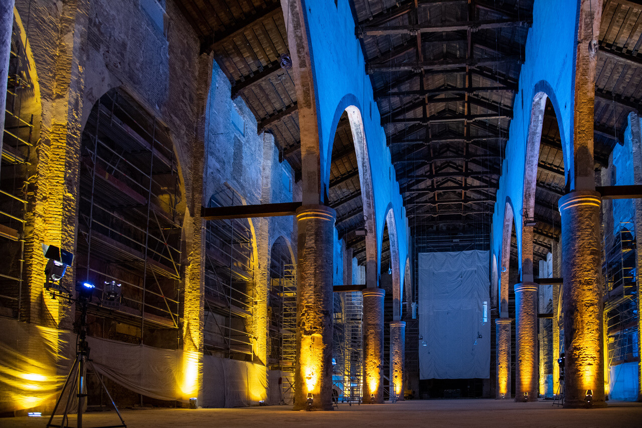 Visita  San Francesco del Prato di Parma