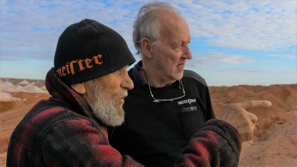 NOMAD - IN CAMMINO CON BRUCE CHATWIN  di Werner Herzog  al cinema Edison virtuale