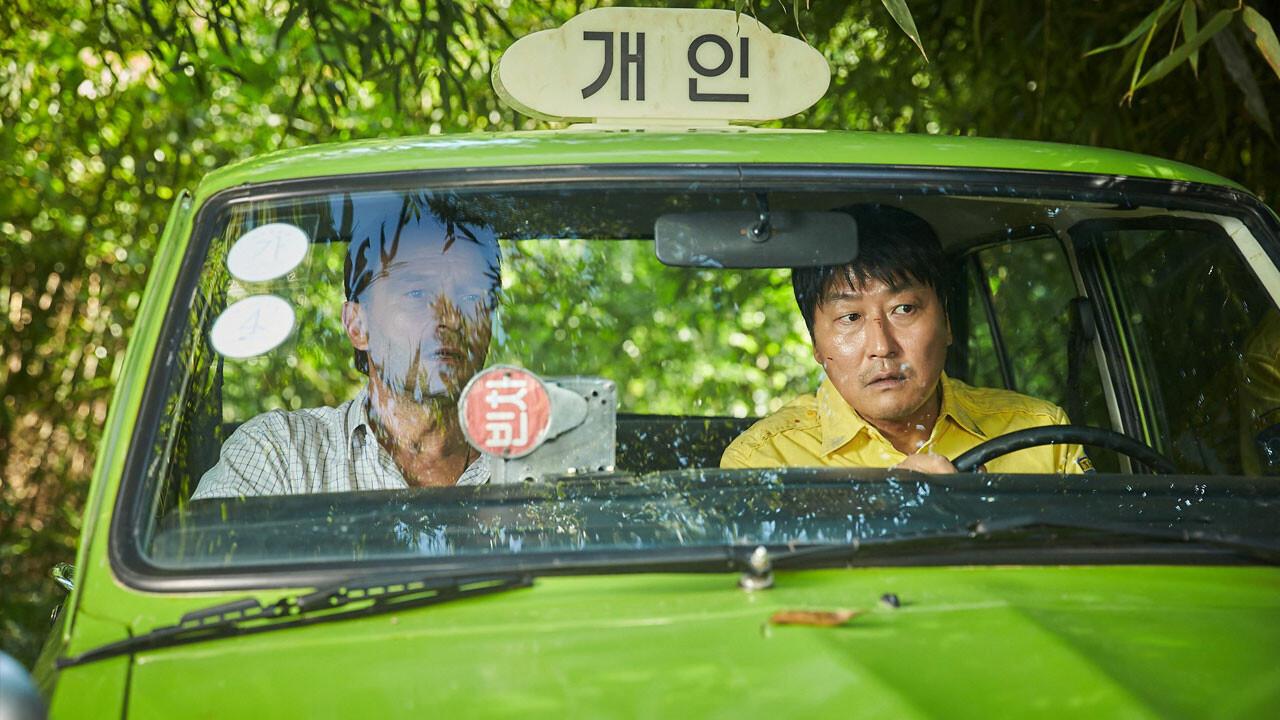 A TAXI DRIVER  di Hun Jang (Corea del Sud, 2017)  al cinema Edison virtuale