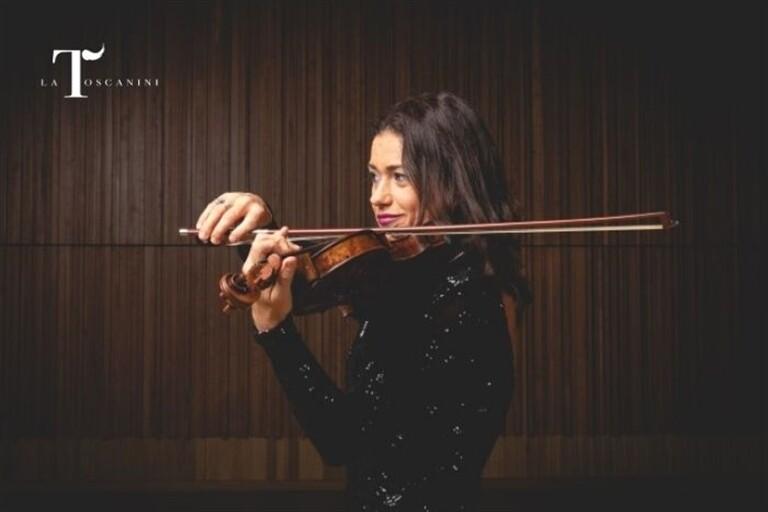 Salotto Toscanini  Il Quartetto e Quintetto d'Archi de La Toscanini, con musiche di Rossini e Bottesini