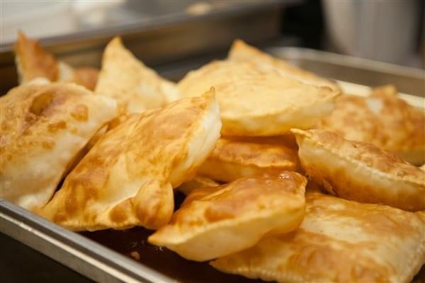 Torta fritta e salumi d'asporto in Tortafritteria