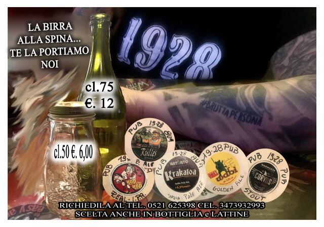 Pub Gourmet 19.28 Ristorante: la birra te la portiano noi