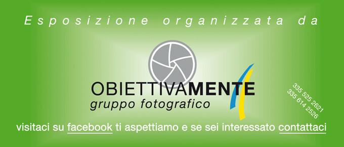 """Collettiva di Fotografia  del gruppo """"Obiettivamente"""" di Parma"""