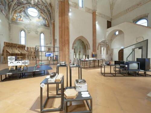 Apre la mostra  Design!Oggetti, processi, esperienze    Abbazia di Valserena |Palazzo Pigorini, Parma