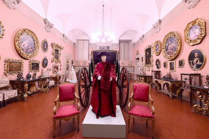 """""""Le plaisir de vivre. Arte e moda del Settecento veneziano dalla Fondazione Musei Civici di Venezia"""""""